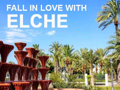 Fall in love with Elche