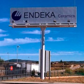 Marta Salañer's placement at Endeka
