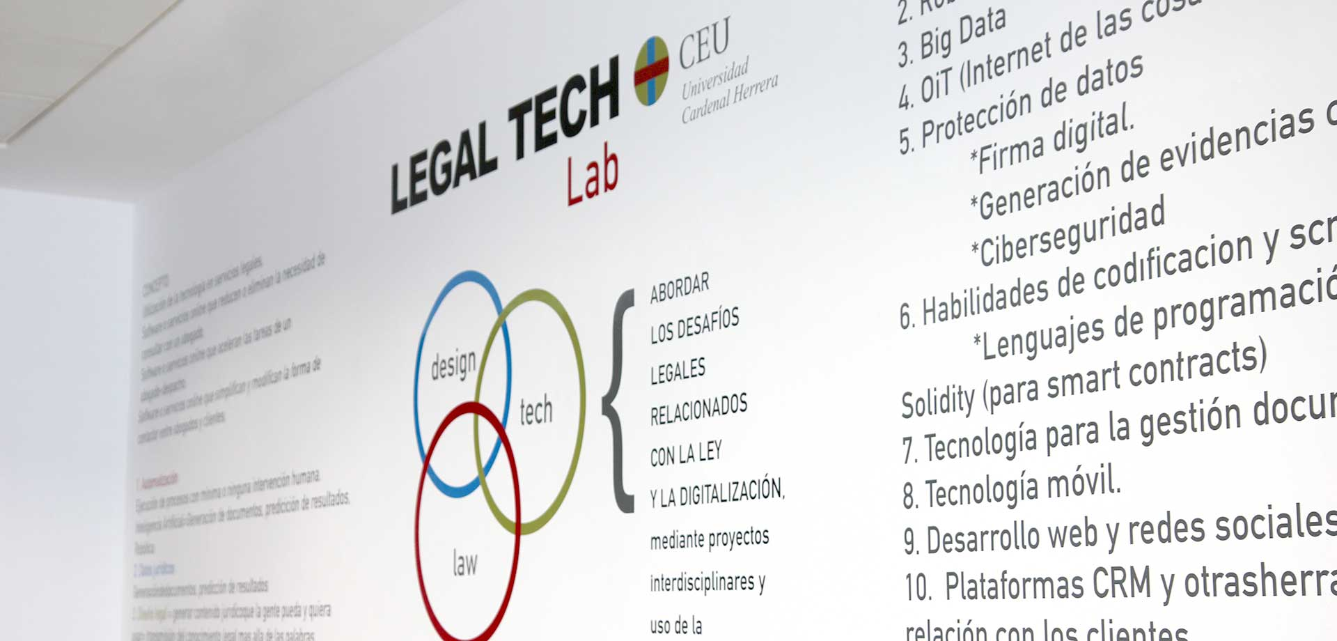 Legal Tech, new professional competencies